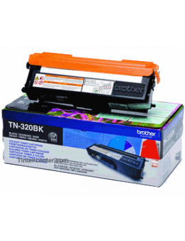 Toner Originale Brother TN-320BK (Nero 2500 pagine)
