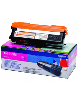 Toner Originale Brother TN-325M (Magenta 3500 pagine)
