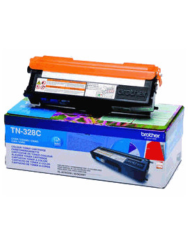 Toner Originale Brother TN-328C (Ciano 6000 pagine)