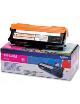 Toner Originale Brother TN-328M (Magenta 6000 pagine)
