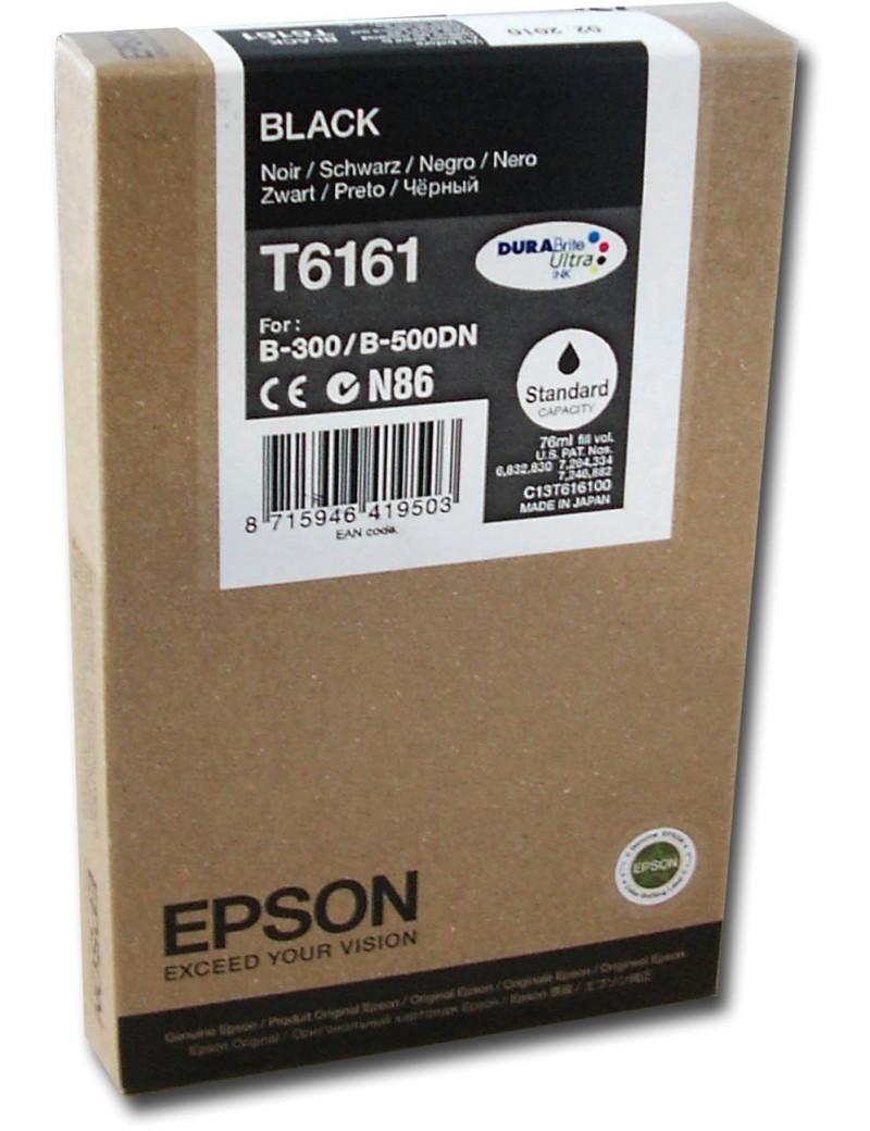 Cartuccia Originale Epson T616100 (Nero 3000 pagine)