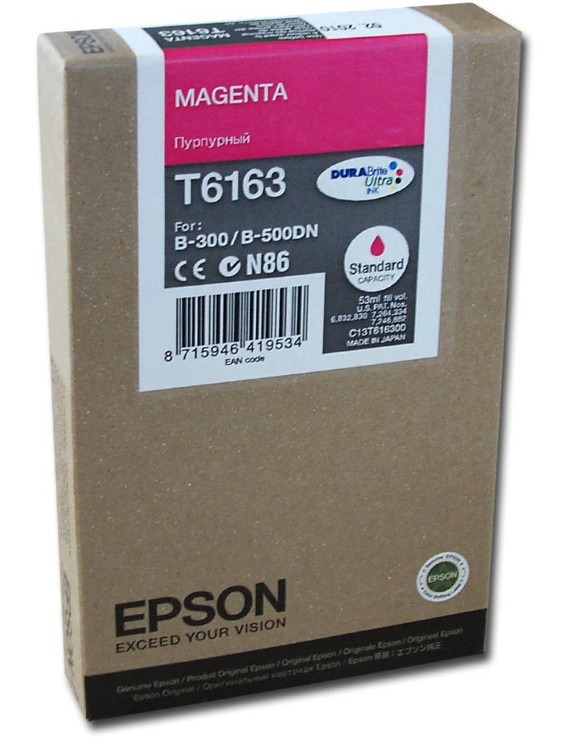 Cartuccia Originale Epson T616300 (Magenta 3500 pagine)