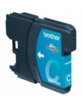 Cartuccia Originale Brother LC-1100C (Ciano 325 pagine)
