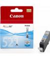 Cartuccia Originale Canon CLI-521C 2934B001 (Ciano)