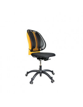 Supporto Schiena in Rete Office Suites Fellowes - 9191301 (Nero)