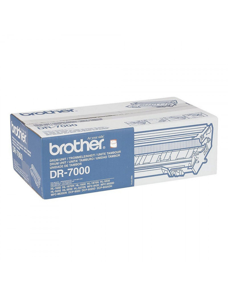 Tamburo Originale Brother DR-7000 (Nero 20000 pagine)