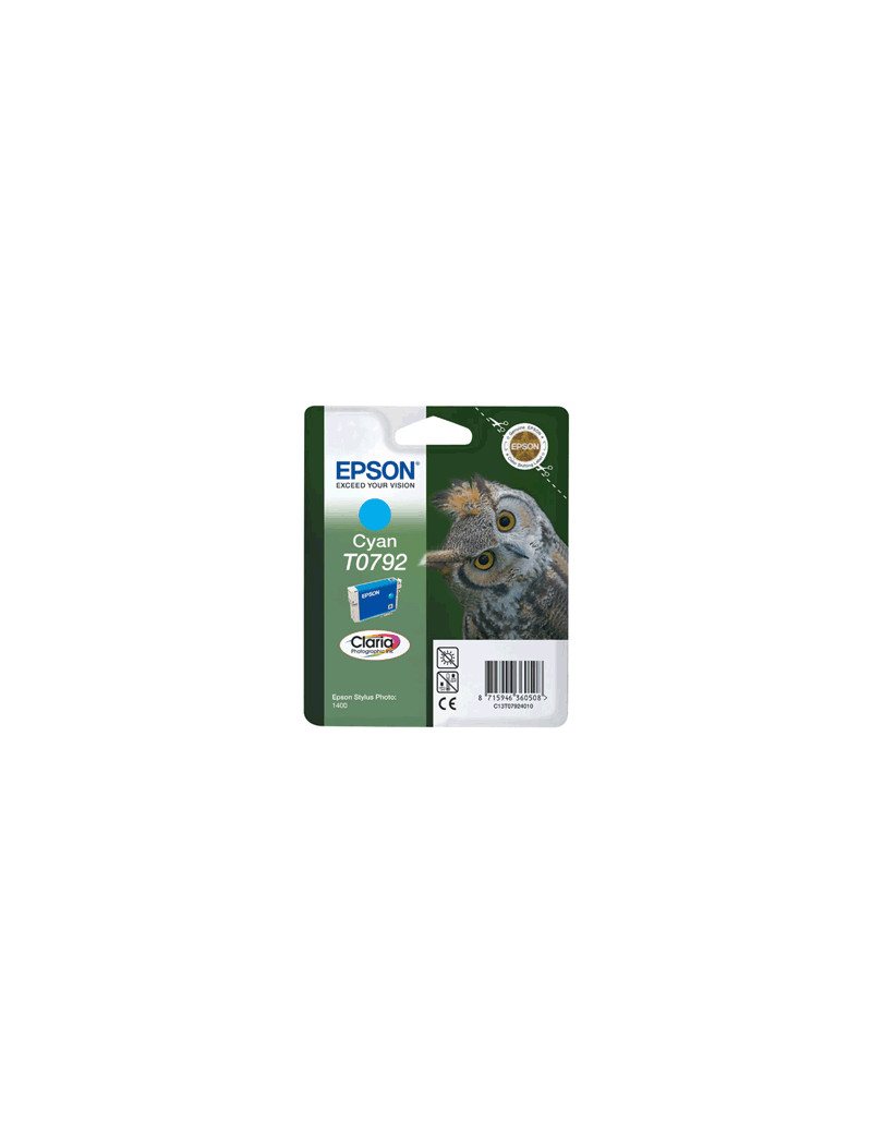 Cartuccia Originale Epson T079240 (Ciano)