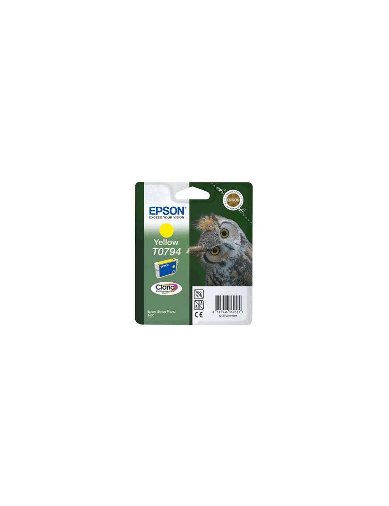 Cartuccia Originale Epson T079440 (Giallo)