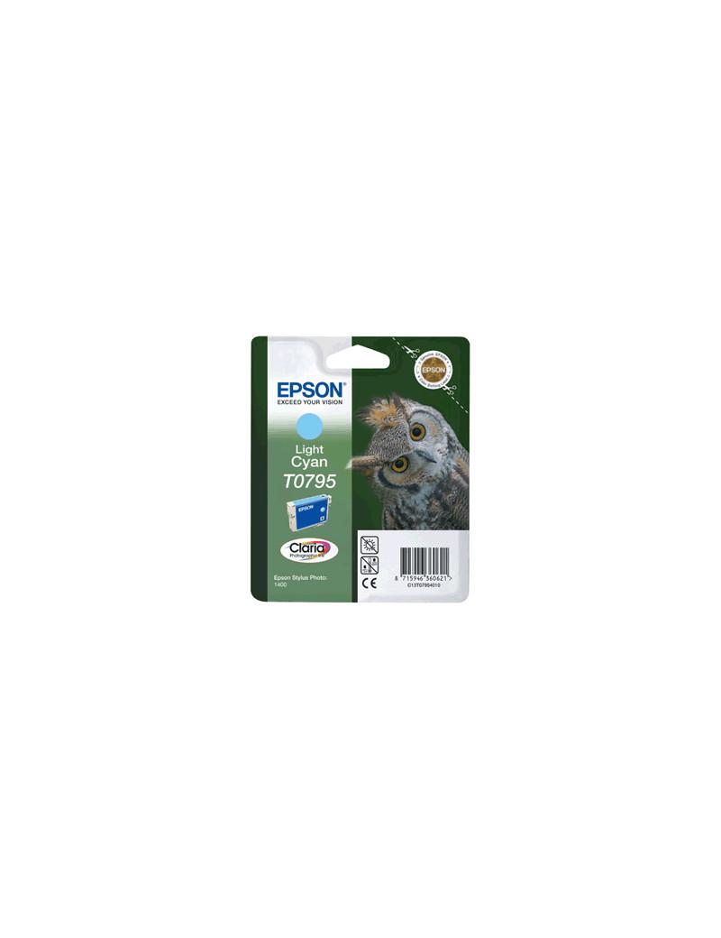 Cartuccia Originale Epson T079540 (Ciano Chiaro)