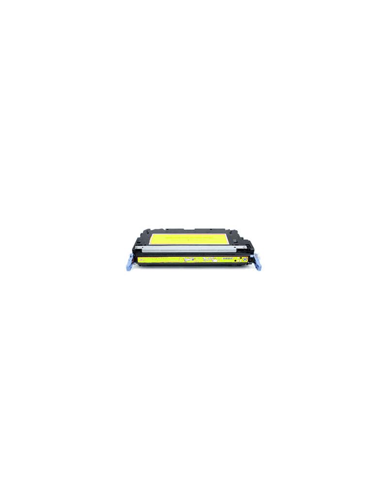 Toner Compatibile HP Q6472A 502A (Giallo 4000 pagine)