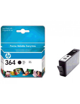 Cartuccia Originale HP CB316E 364 (Nero)