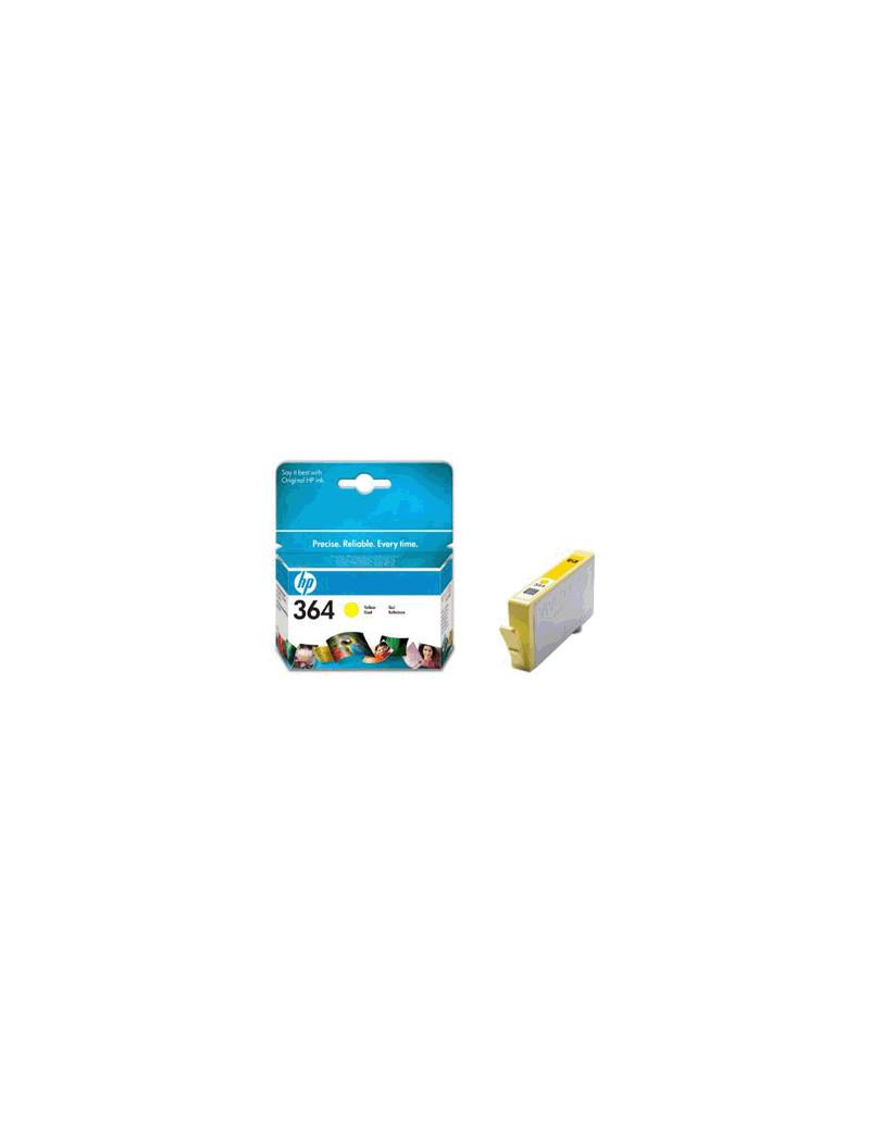 Cartuccia Originale HP CB320E 364 (Giallo)