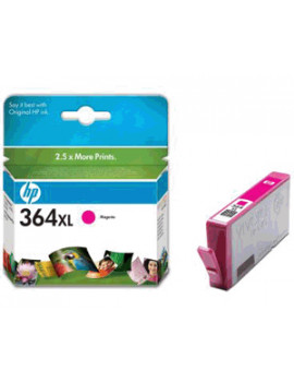 Cartuccia Originale HP CB324EE 364 (Magenta XL)