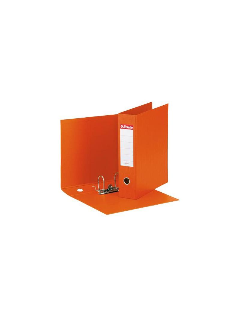 Registratore Eurofile Esselte - Commerciale - Dorso 8 - 23x30 cm - 390753200 (Arancione)