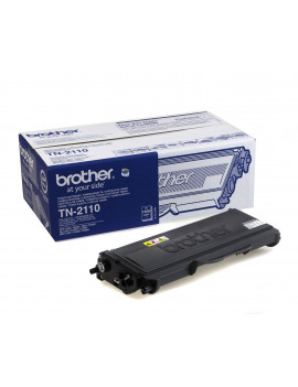 Toner Originale Brother TN-2110 (Nero 1500 pagine)