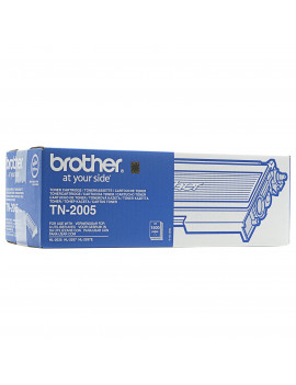 Toner Originale Brother TN-2005 (Nero)