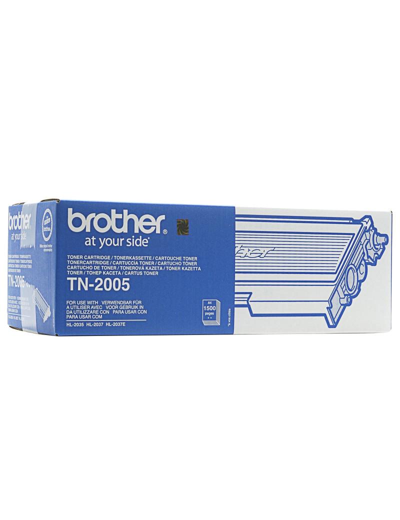 Toner Originale Brother TN-2005 (Nero)
