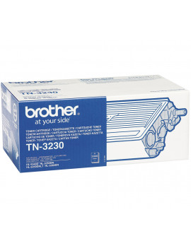 Toner Originale Brother TN-3230 (Nero 3000 pagine)