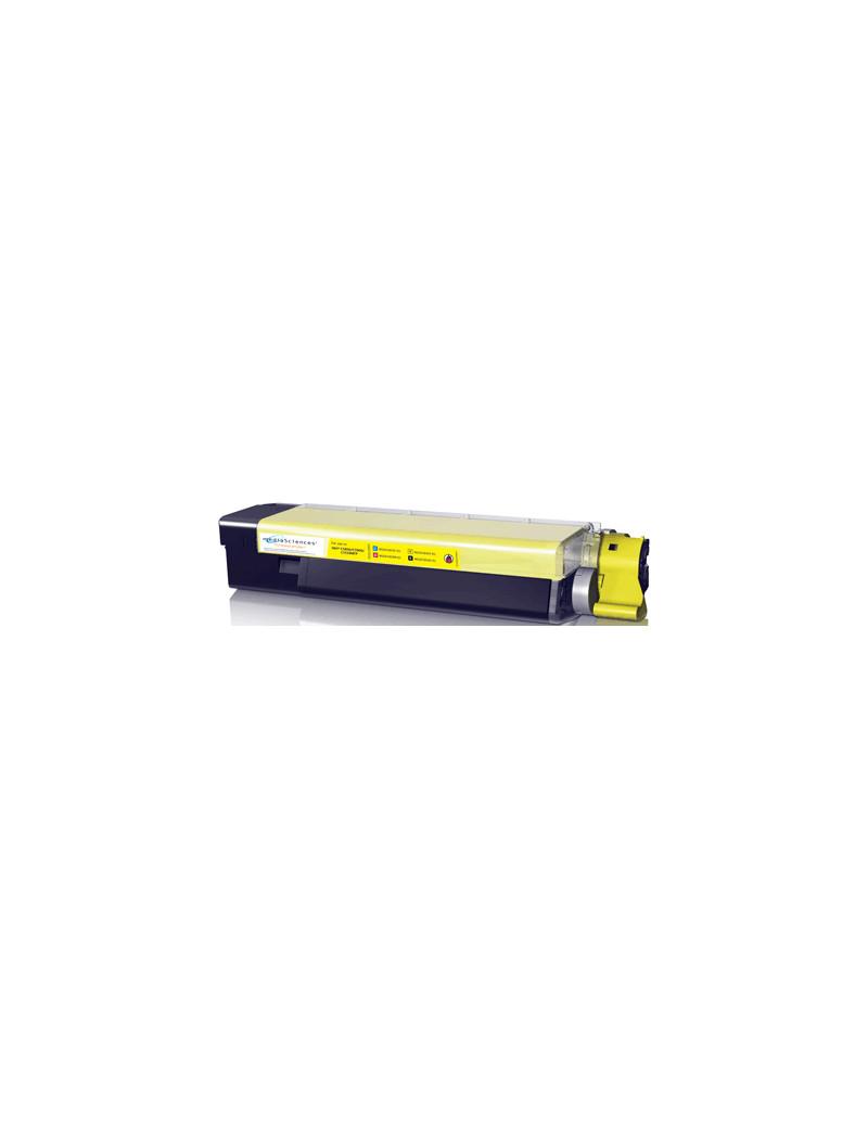Toner Compatibile Oki 43872305 (Giallo 2000 pagine)