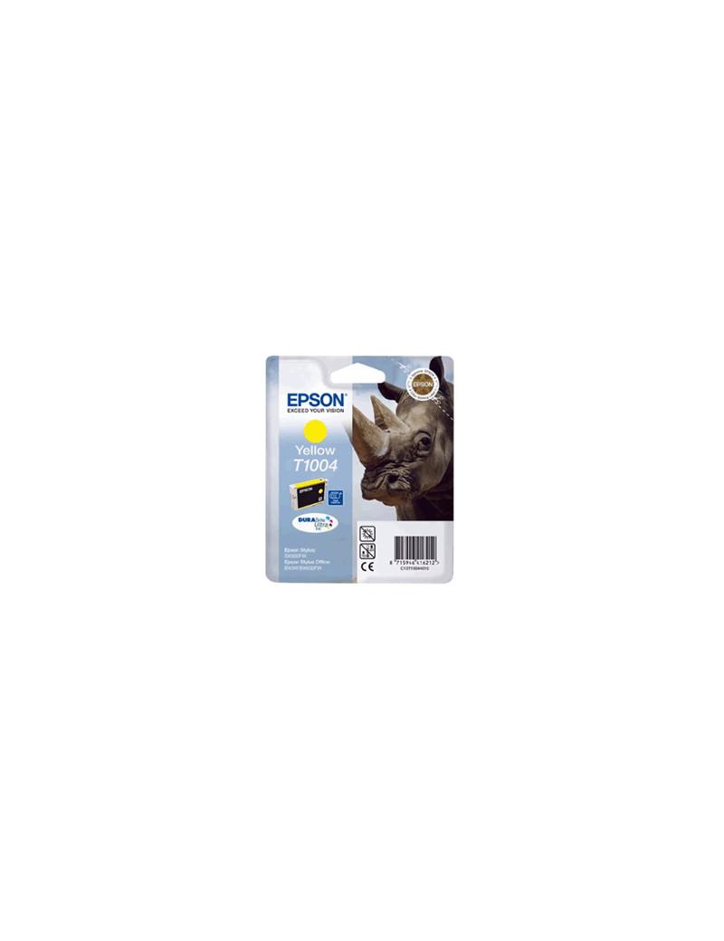 Cartuccia Originale Epson T100440 (Giallo)