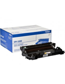 Tamburo Originale Brother DR-3300 (Nero 30000 pagine)