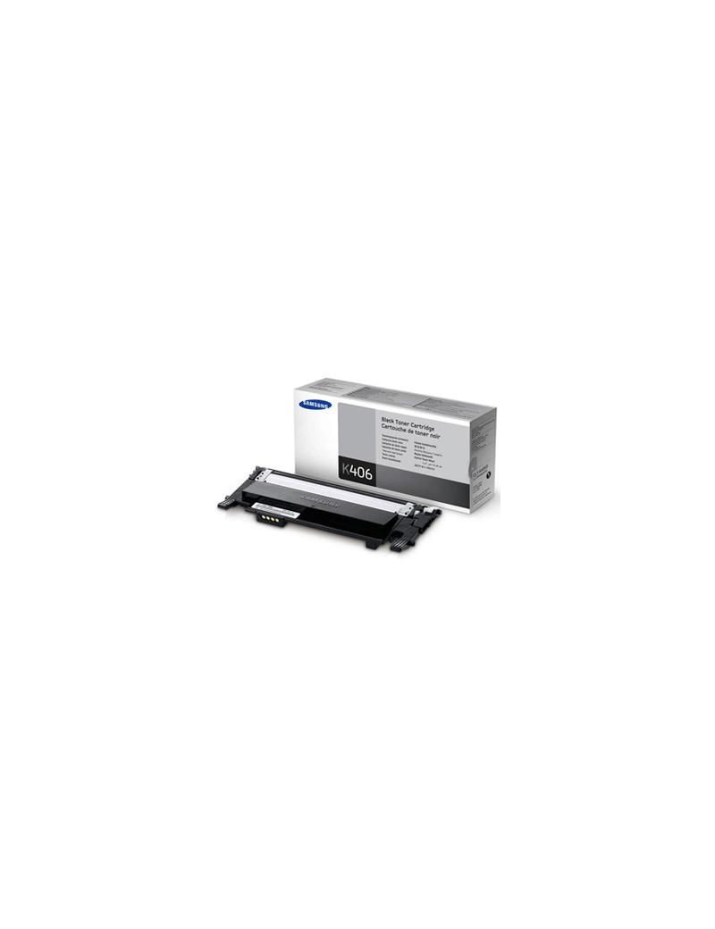 Toner Originale Samsung CLT-K406S SU118A (Nero 1500 pagine)