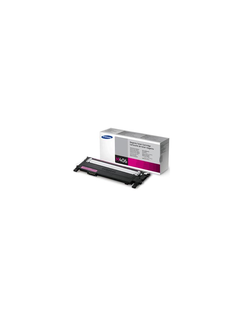 Toner Originale Samsung CLT-M406S SU252A (Magenta 1000 pagine)