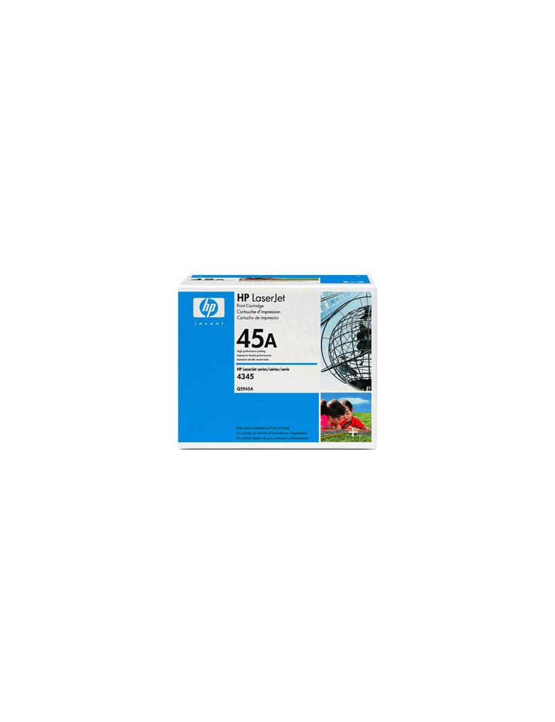Toner Originale HP Q5945A 45A (Nero 18000 pagine)