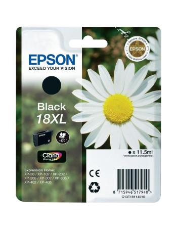 Cartuccia Originale Epson T181140 18XL (Nero XL 470 pagine)