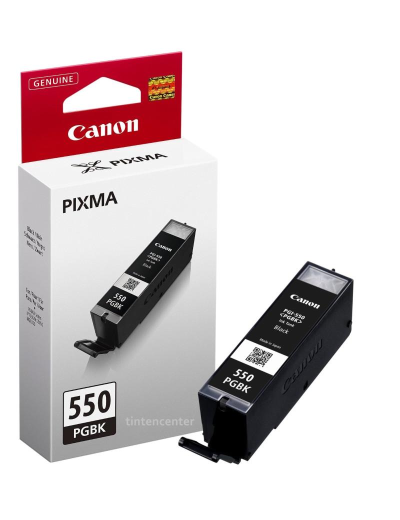 Cartuccia Originale Canon PGI-550PGBK 6496B001 (Nero Pigmentato 300 pagine)