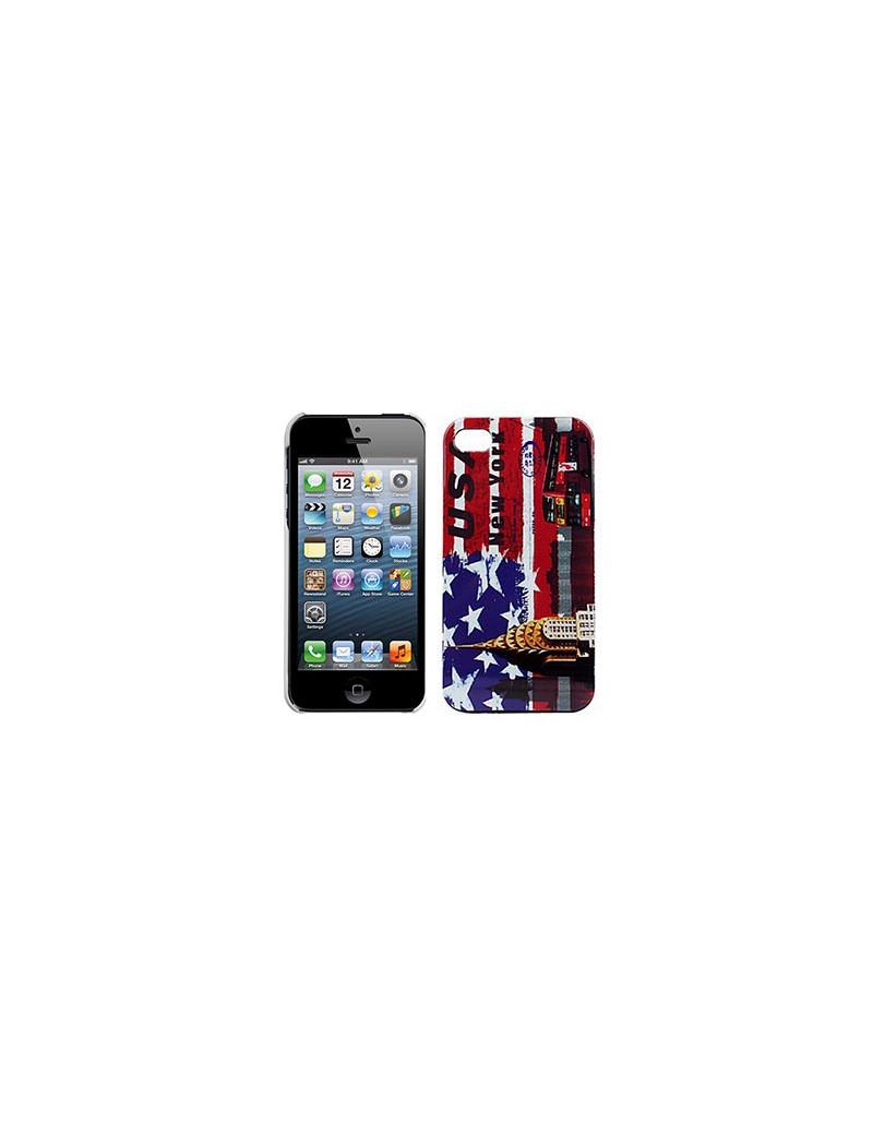 Cover Bandiera New York per iPhone 5 5S