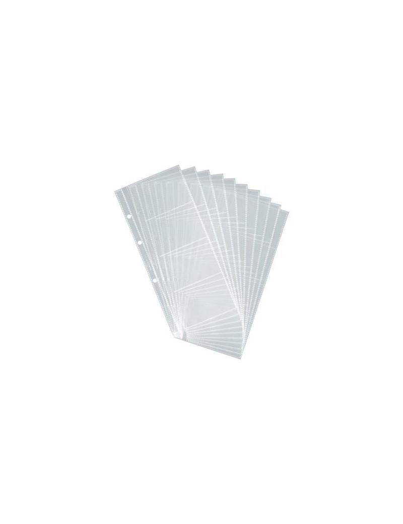 Set di Estensione per Visifix Durable - 80 Biglietti - 11x24,7 cm - 2387-19 (Trasparente Conf. 10)