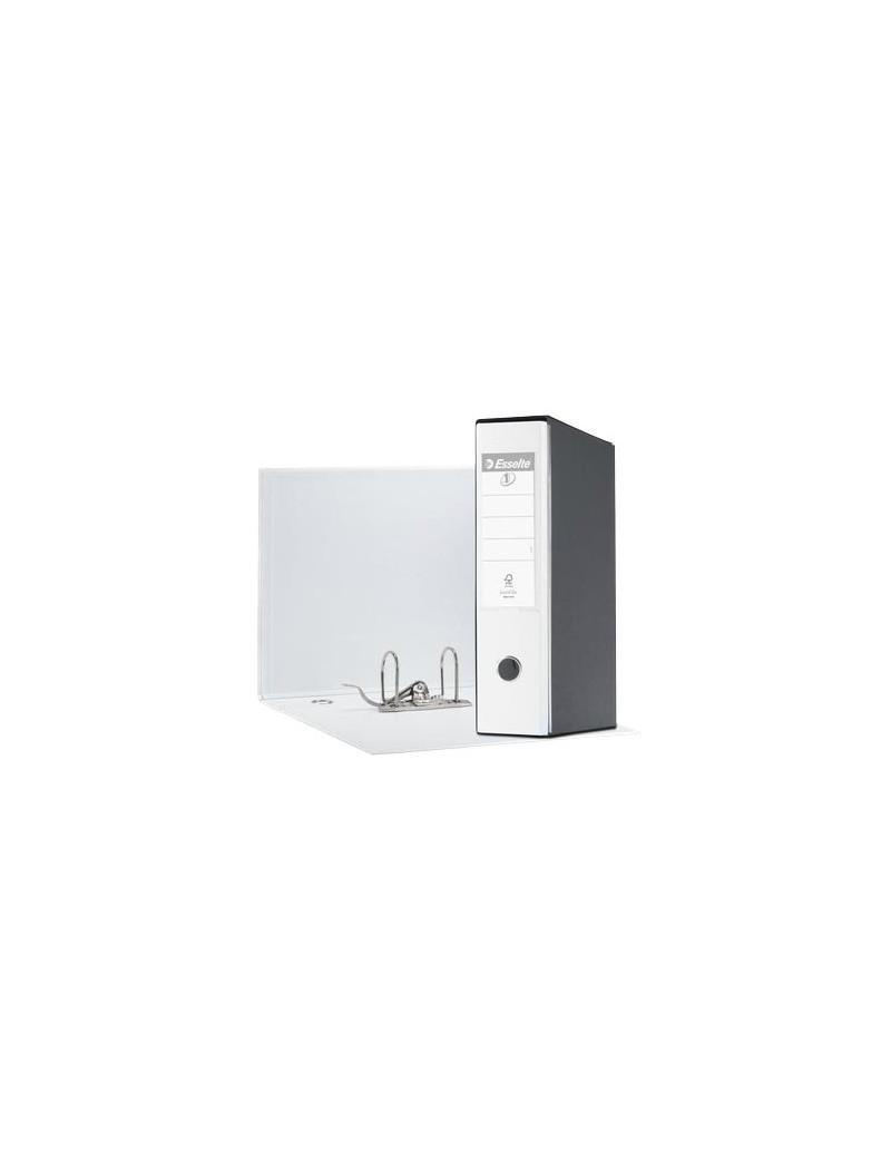 Registratore Eurofile Esselte - Commerciale - Dorso 8 - 23x30 cm - 390753040 (Bianco)