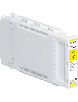 Cartuccia Originale Epson T692400 (Giallo 110 ml)