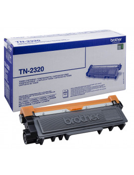Toner Originale Brother TN-2320 (Nero 2600 Pagine)