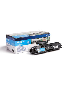 Toner Originale Brother TN-321C (Ciano 1500 pagine)