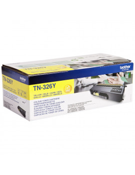 Toner Originale Brother TN-326Y (Giallo 3500 pagine)