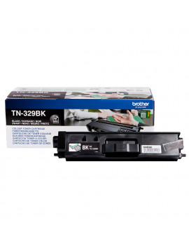 Toner Originale Brother TN-329BK (Nero 6000 Pagine)