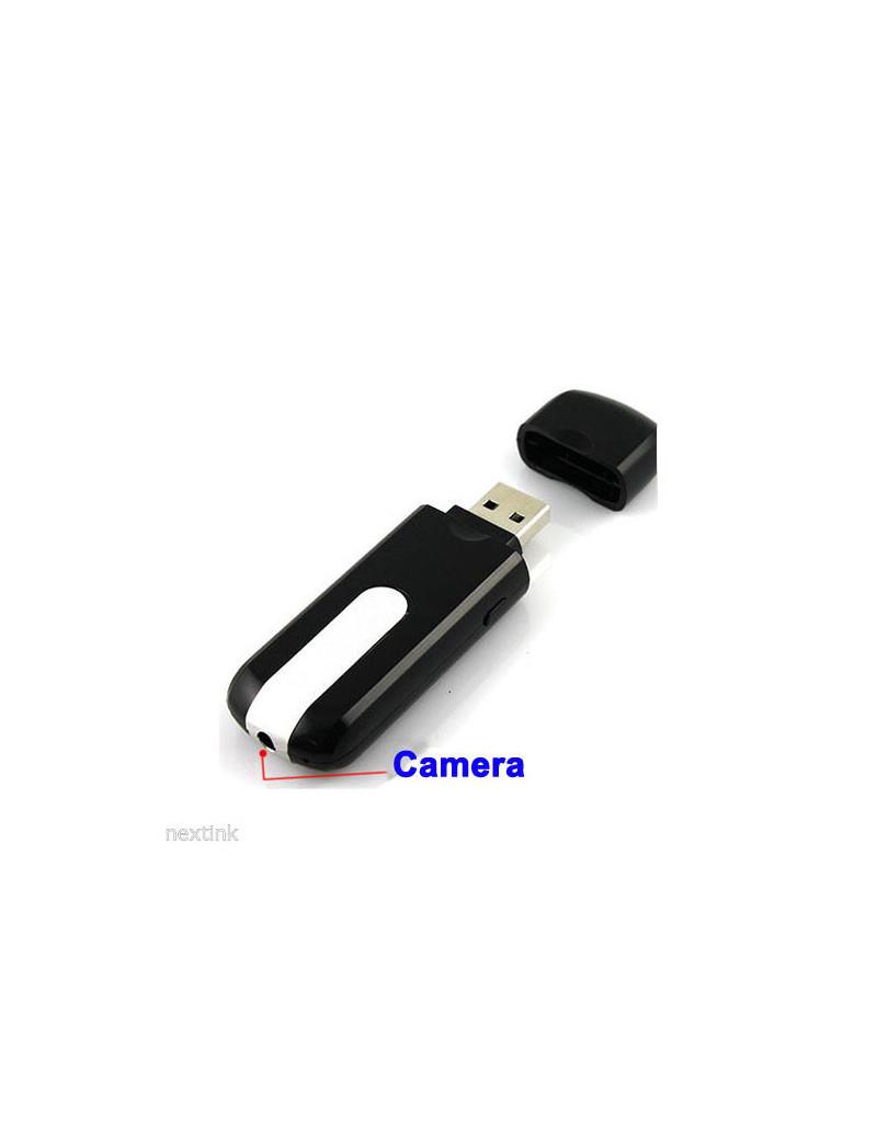 Pen Drive USB Spy con Telecamera Nascosta