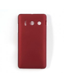Cover in TPU Soft Touch per Huawei Ascend Y300 U8833 (Rosso)