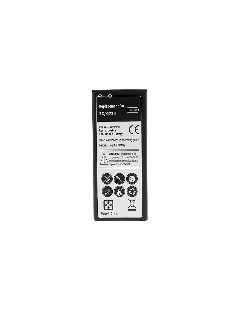 Batteria 3.7V 2800mAh per Huawei Ascend G730