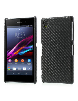 Cover Carbon Look per Sony...
