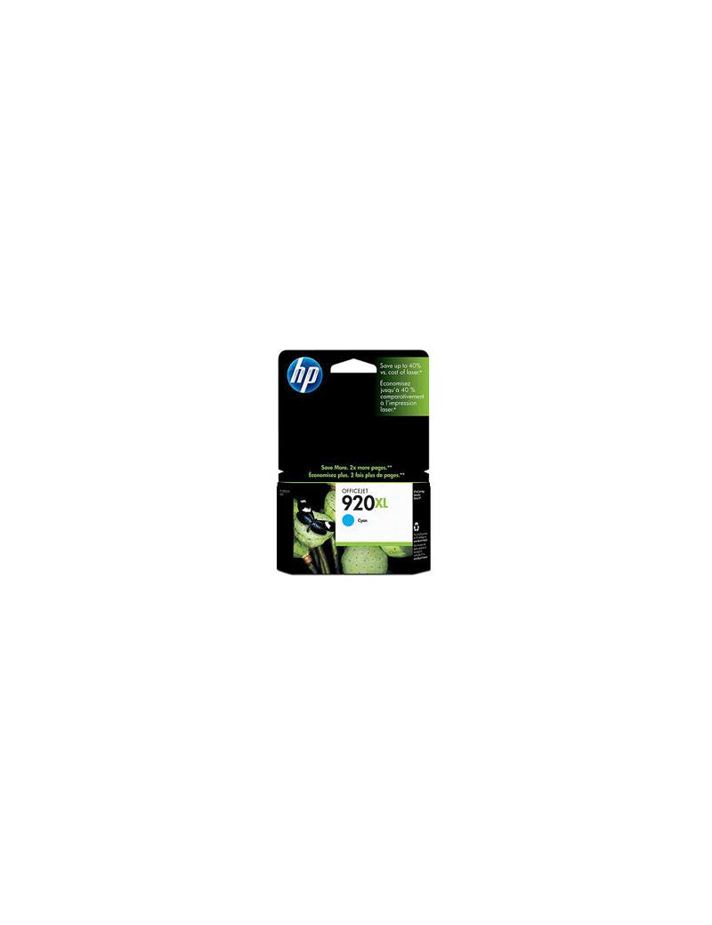 Cartuccia Originale HP CD972A 920XL (Ciano 700 pagine)