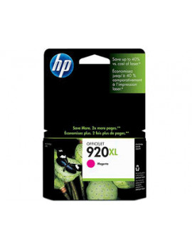 Cartuccia Originale HP CD973AE 920XL (Magenta 700 pagine)