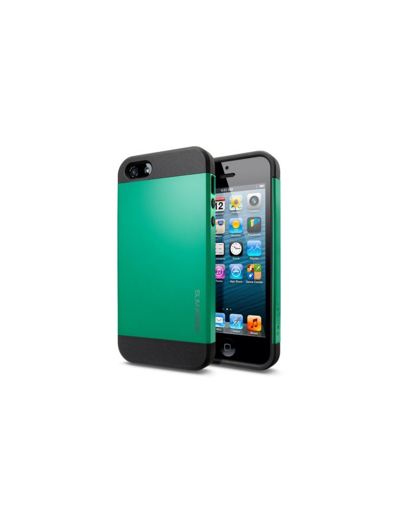 cover iphone 5 verde