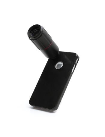 Zoom Ottico Fotografico 8x per iPhone 4 4S