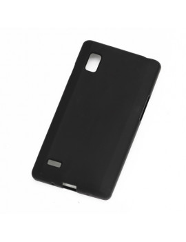 Cover in TPU Silicone Anti Scivolo per LG Optimus L9 P760 P769 (Nero)