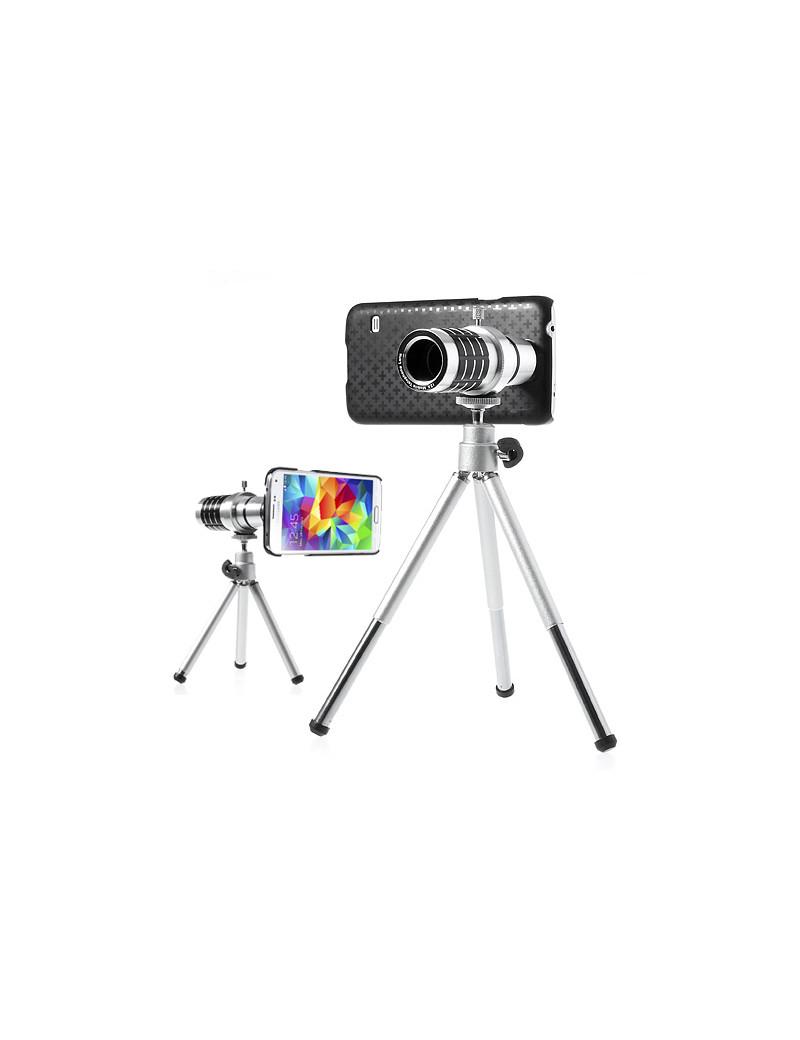 Zoom Ottico Fotografico 12x per Samsung Galaxy S5 G900