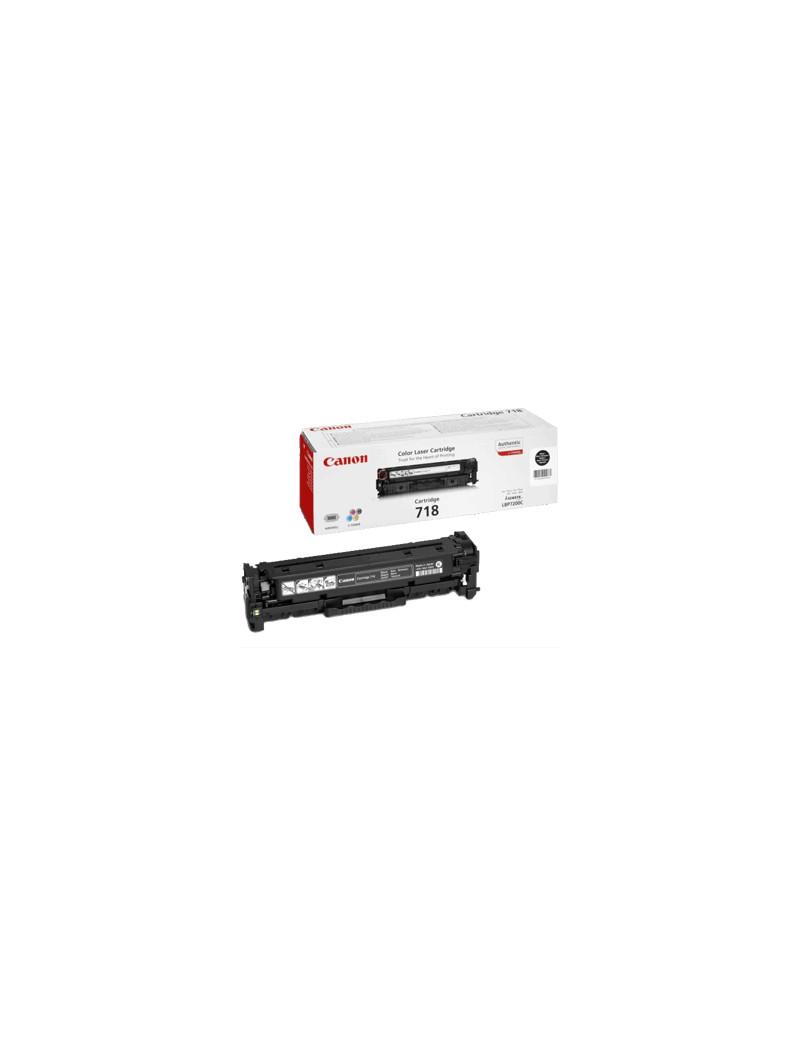 Multipack Toner Originali Canon 718bk VP 2662B005 (Nero 6800 pagine Conf. 2)