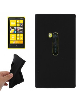 Cover in Silicone TPU per Nokia Lumia 920 (Nero)